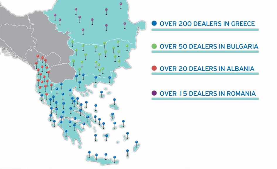 Δίκτυο Συνεργατών Klimart Α.Ε.